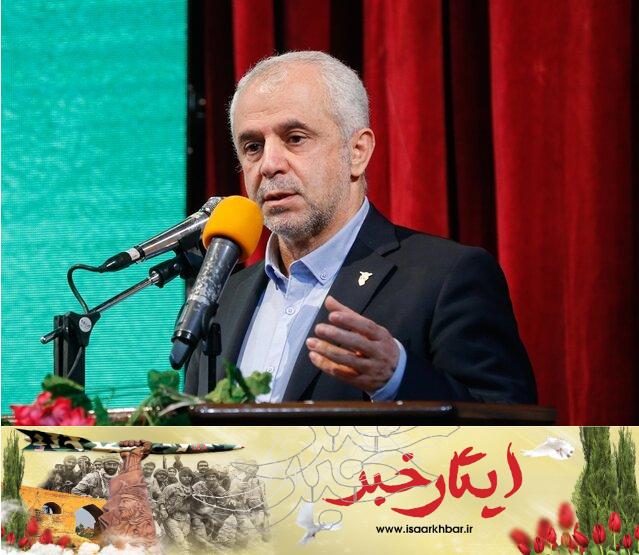 پیام تسلیت رئیس بنیاد شهید و امور ایثارگران در پی درگذشت مادر شهیدان «موسوی»