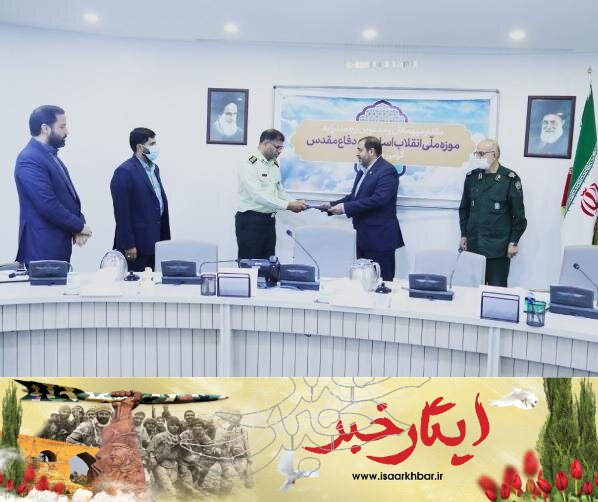 معاون امور مناطق و شهرستانهای موزه ملی انقلاب اسلامی و دفاع مقدس منصوب شد