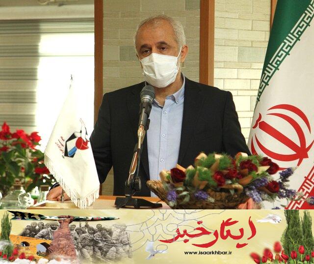رئیس بنیاد شهید درگذشت مادر شهیدان «کریمبخش» را تسلیت گفت